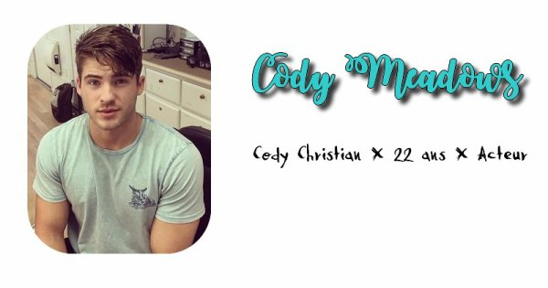 Cody Meadows.