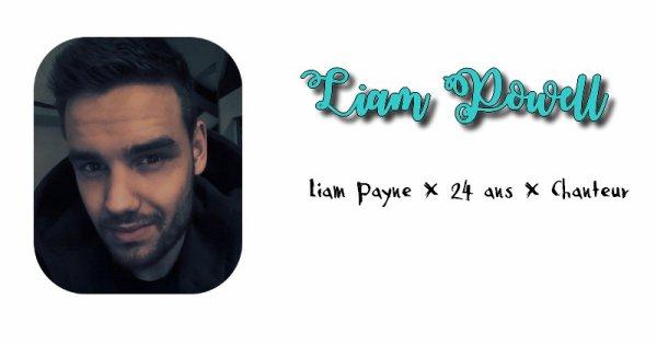 Liam Powell.