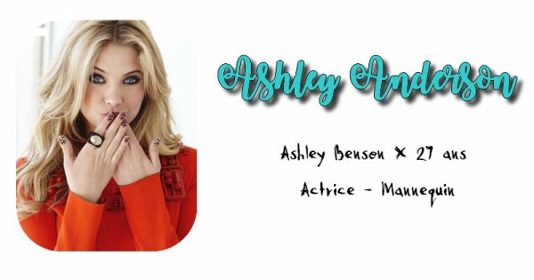 Ashley Anderson.
