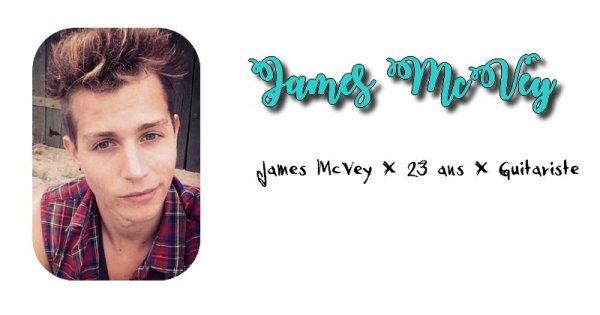 James McVey.