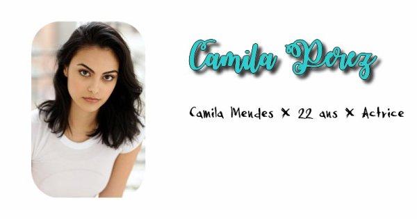 Camila Perez.