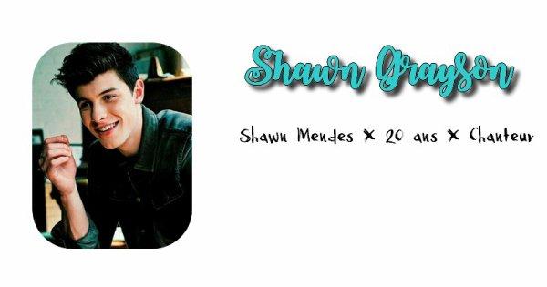 Shawn Grayson.
