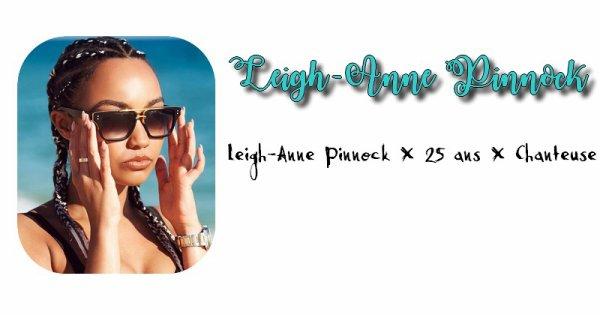 Leigh-Anne Pinnock