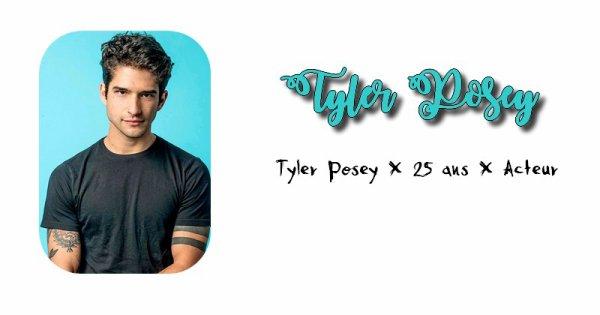 Tyler Posey.