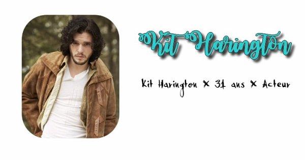 Kit Harington.