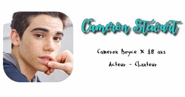 Cameron Stewart.