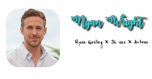 Ryan Wright.