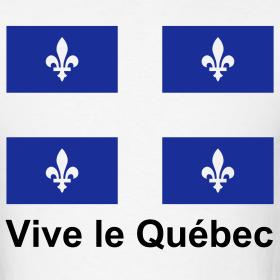 je cherche un québécois