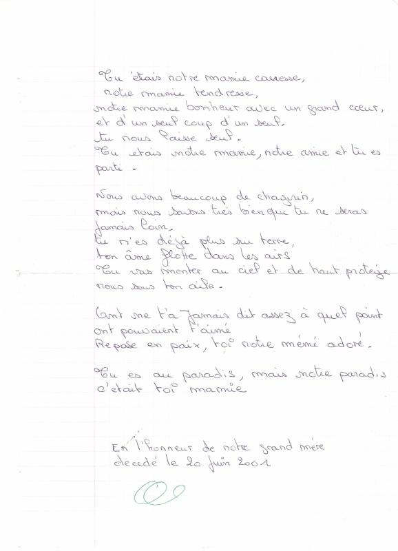 Poeme Blog De Greg8362