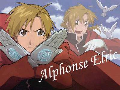 Alphonse Elrcis.