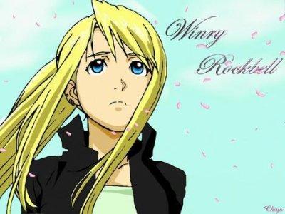 Winry.
