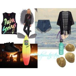 tenue plage&surf