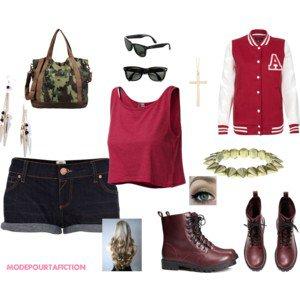 tenue américaine