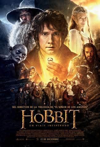 Le Hobbit : un voyage inattendu ( sa pour être inattendu il est inattendu aaaaa pour Bilbon )