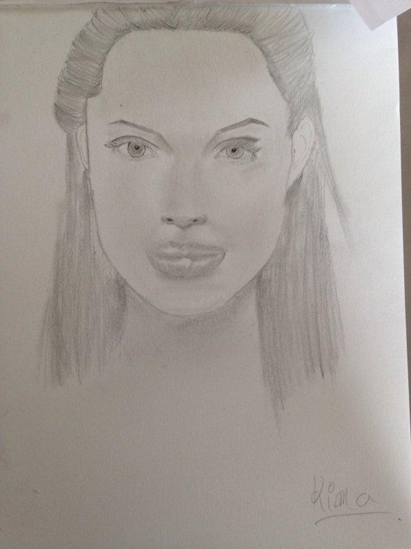 Angelina Jolie, ça ressemble ?