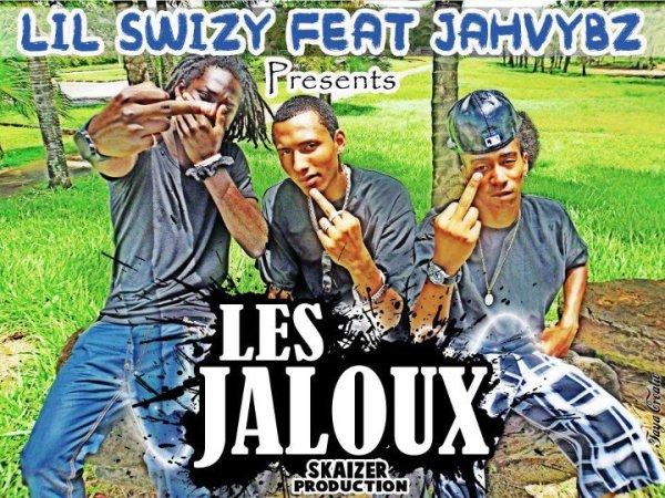 Lil' Swizy Feat JahVybz - Les Jaloux (Skaizer Prod) (2012)
