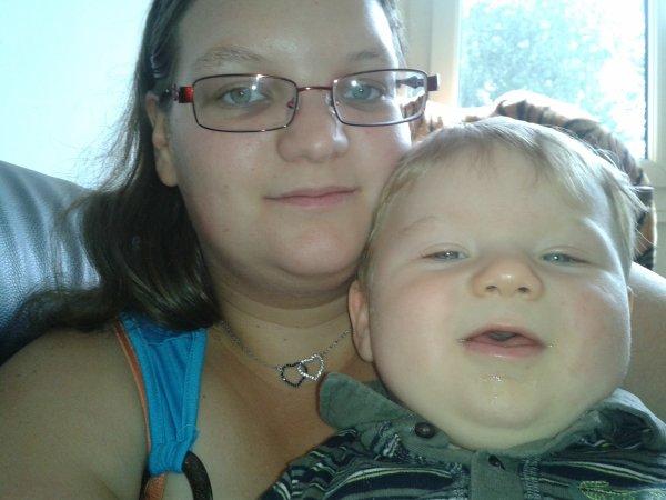 quelques photos de mon fils
