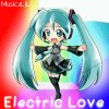 Electric Love × Hatsune Miku (2012)