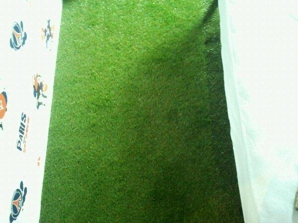 le sol de la chambre de mon fils
