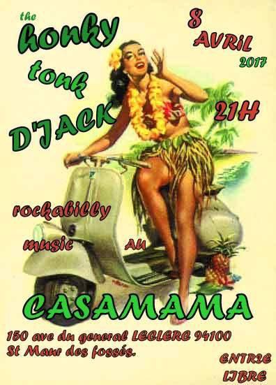 nouvel affiche a partager pour ceux qui aime le bon vieux rock n roll