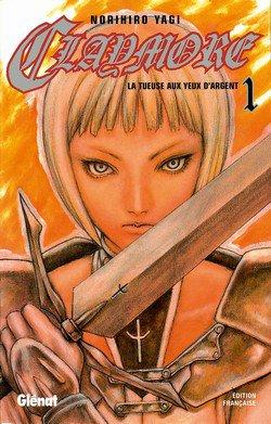 Découverte d'un nouveau manga : Claymore