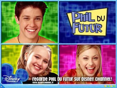 Série télé : Phil du Futur
