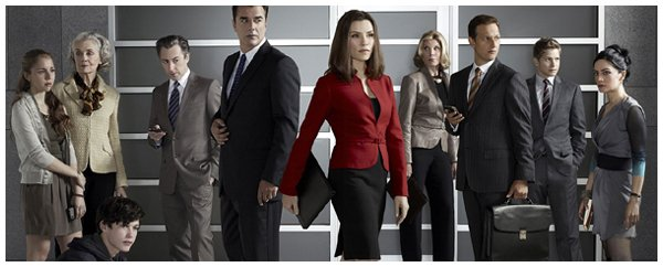 La série THE GOOD WIFE encore plus impitoyable que la regrettée ALLY MC BEAL.