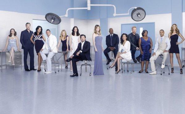 Je suis Grey's Anatomy Bonjour