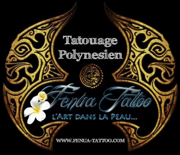 Fenua Tattoo le spécialiste du tattoo polynésien a Sanary dans le var, entre toulon et Marseille