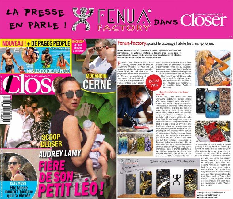 La presse en Parle : Fenua Factory présenté par Fenua tattoo