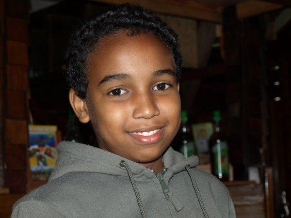Mon fils  le plus jeune ♥