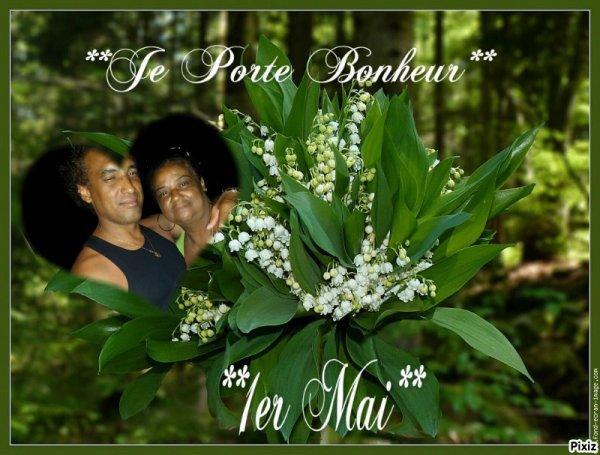 Montage cadeau spécial 1 er Mai de mon amie Poupoune85653