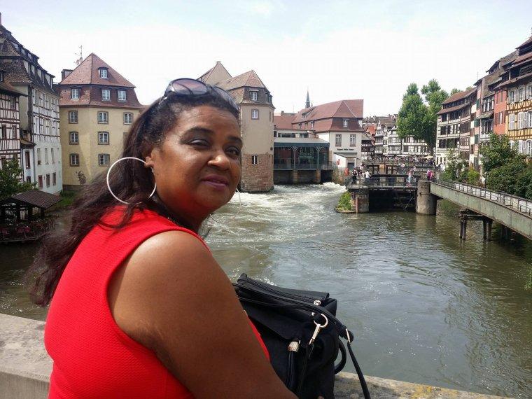 Quelques photos de moi à la Cathédrale de Strasbourg <3