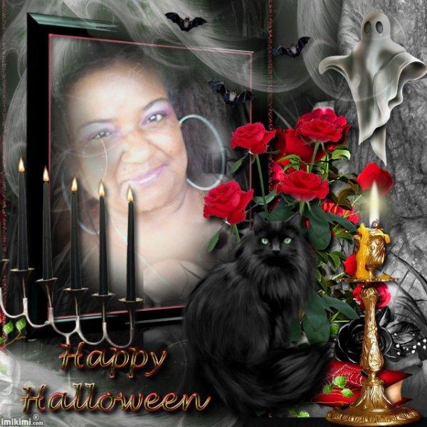 Montage cadeau spécial halloween de mon amie Annick-pa62