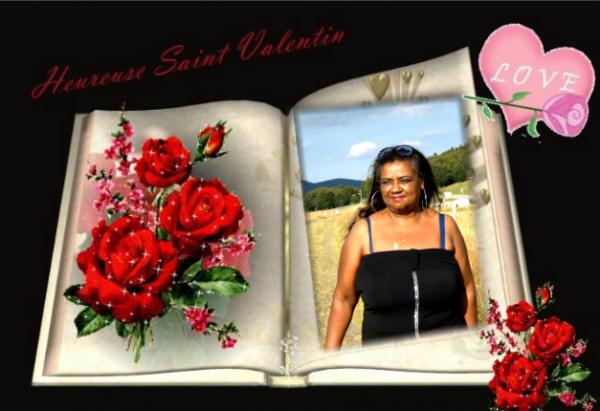 Montage cadeau de la saint valentin de mon ami le photographe56 <3