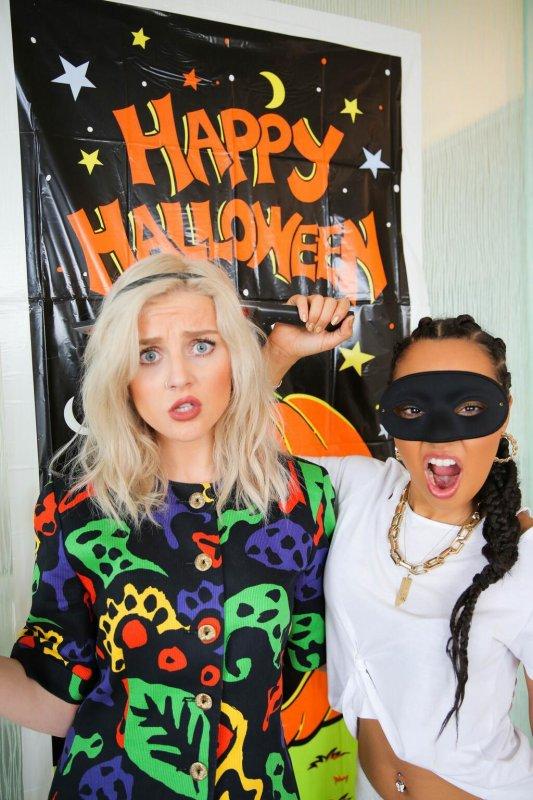 Halloween 2013 : Les plus beaux costumes de stars !