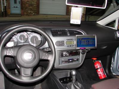 Interieur seat leon bass tuning team for Interieur seat leon