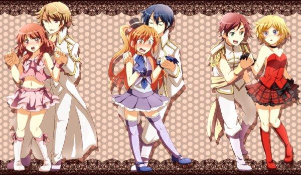 × |[Aятίίcℓ℮ .121.]| × PRETTY RHYTHM AURORA DREAM (anime)