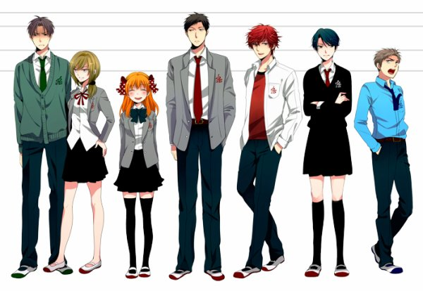 × |[Aятίίcℓ℮ .126.]| × Les animes de l'été 2014 (アニメ一覧 2014夏)