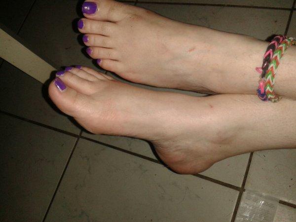 Les pied de la madre