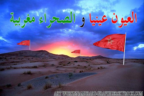 الصحراء مغربية