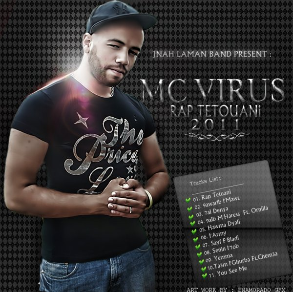 MC VIRUS RAP TETOUANI 2011