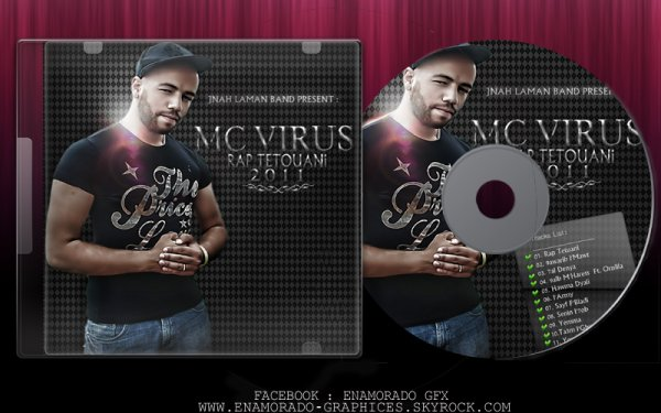 MC VIRUS CD COVER