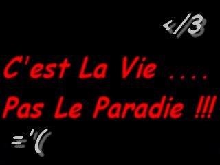 La Vie.....