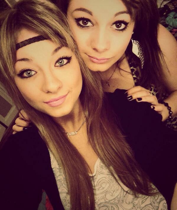 cousine & moi