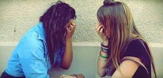 une amie & moi