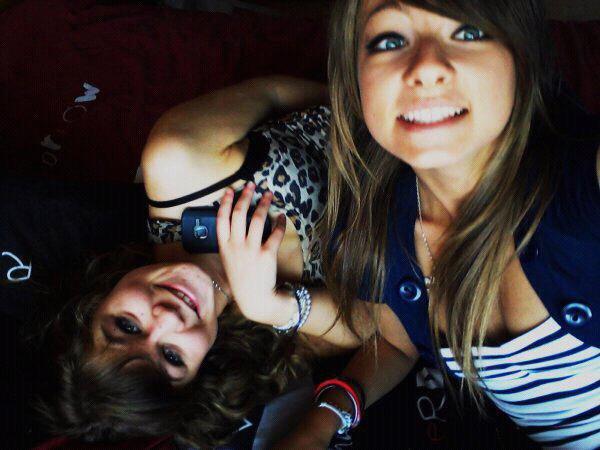 ma soeur & moi en delire je t aime tite soeur