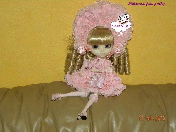 Arrivée d'Angelique ♥