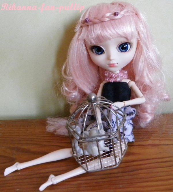 Ma perle Rose ♥