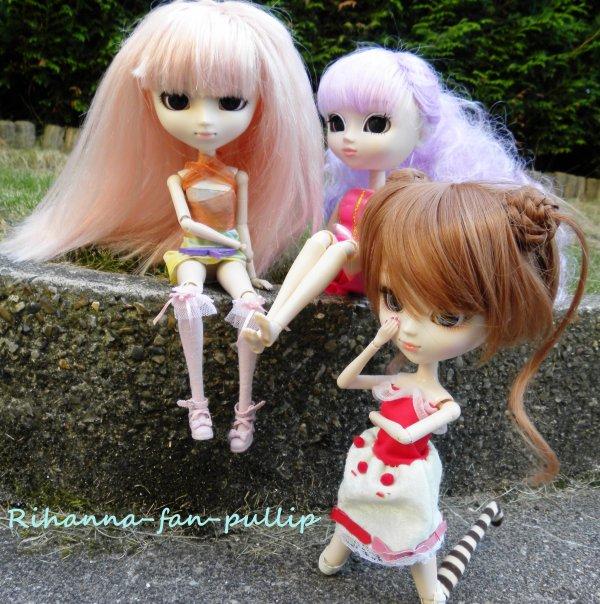 Mes 3 merveilles ♥